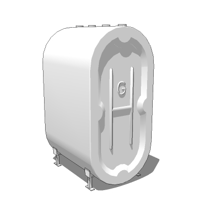 A Range Of Domestic Fuel Storage Tanks.