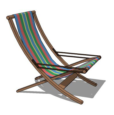 pool chair19 3D ModelFormFonts 3D ModelsTextures