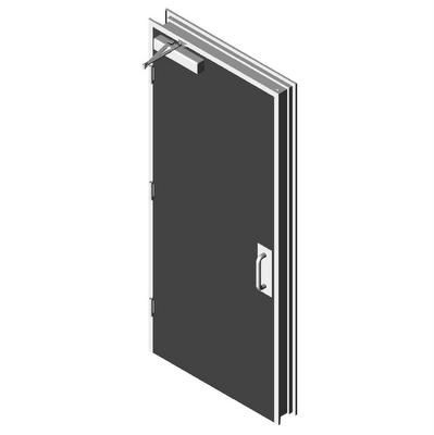 Door Exit Hager Companies 3D Model  sc 1 st  FormFonts & Door Exit Hager Companies 3D Model - FormFonts 3D Models u0026 Textures