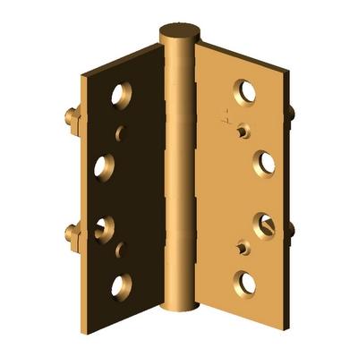 Door Hardware E2 Hinge Hager Companies 3D Model - FormFonts