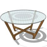 Table top size- 60 cm diameter
