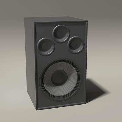 Jbl S1s Ex 3d Model Formfonts 3d Models Amp Textures