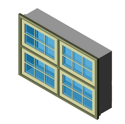 Window Awning 2wx2h Kolbe 3d Model Formfonts 3d Models