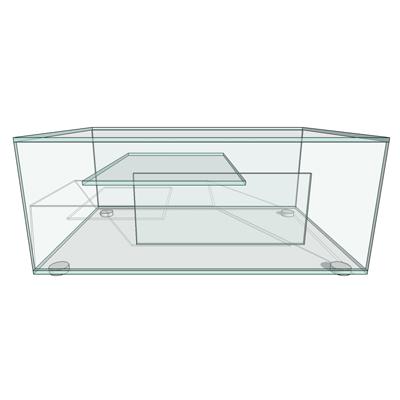 Gem Table 3d Model Formfonts 3d Models Textures