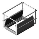 KeeHatch�Railing System for fire and smoke vents o...