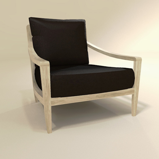 340 Low Lounge Chair.