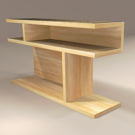 west elm bookshelf side table 3d model formfonts 3d way basics soho bookcase side table and eco sto target