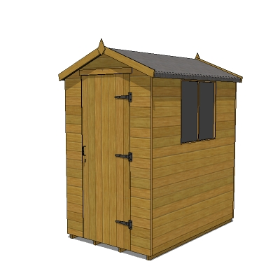 a small storage shed 6ft x 4ft - Garden Sheds 6ft By 4ft