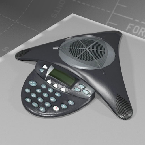 Polycon Soundstation 3d Model Formfonts 3d Models Amp Textures