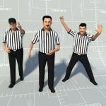 Seto of three basketball 
