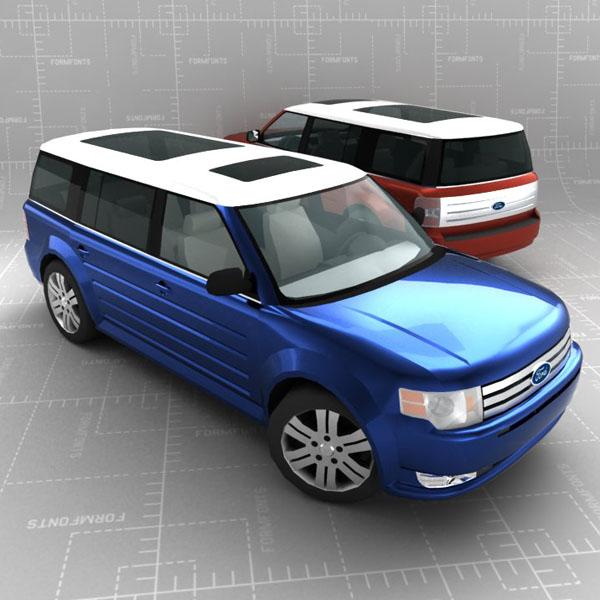 Ford Flex D Model