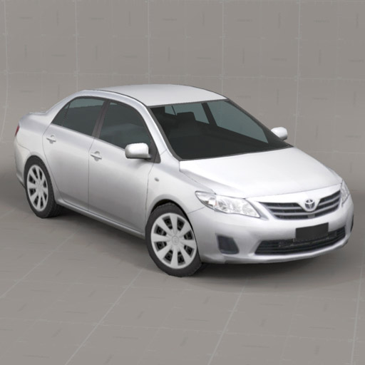 THis is a low poly model of the 