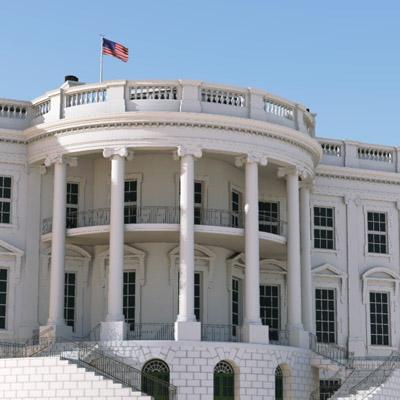 The White House 3d Model Formfonts 3d Models Textures