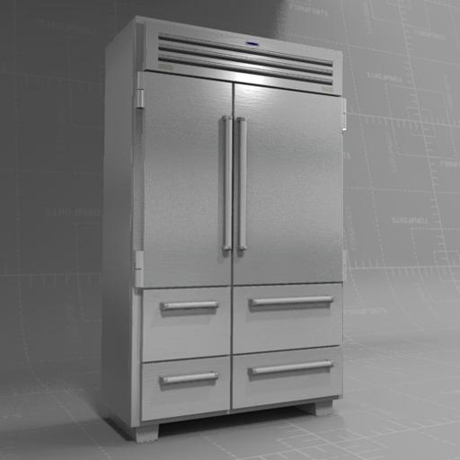 image gallery sub zero refrigerator 48. Black Bedroom Furniture Sets. Home Design Ideas