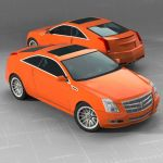View Larger Image of Cadillac CTS Coupe