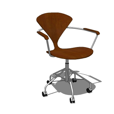 Beau Cherner Task Chair 3D Model