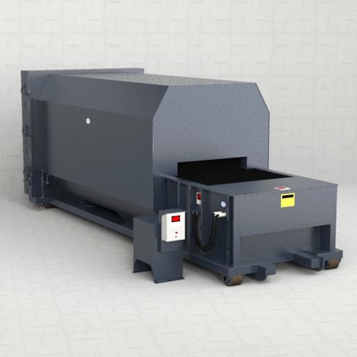 Trash Compactor 3D Model - FormFonts 3D Models & Textures