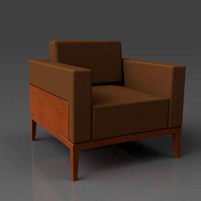 Cumberland Alia Wood set of armchair and 2 and 3 s....