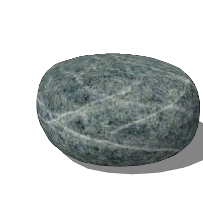 Floor Pillows Stones : Stone Floor cushions 3D Model - FormFonts 3D Models & Textures