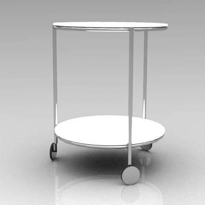 Ikea strind 3d model formfonts 3d models textures for Ikea table noire