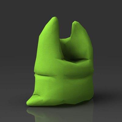Sitting Bull Bean Bags Model