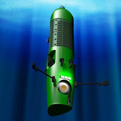 Deepsea Challenger 3d Model Formfonts 3d Models Amp Textures