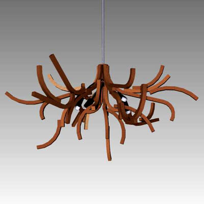 Dressler Brothers Chandelier. Brancges lighting sy....