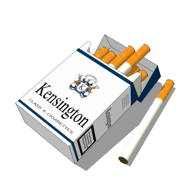 How much do Davidoff cigarettes cost in New Zealand
