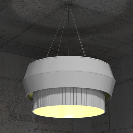 RBW, Delta Series Pendant Lamps.