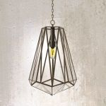 Edmond Hexagon Pendant by 
