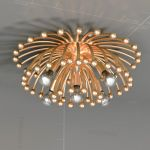 Anenome Large Flush Mount/Sconce