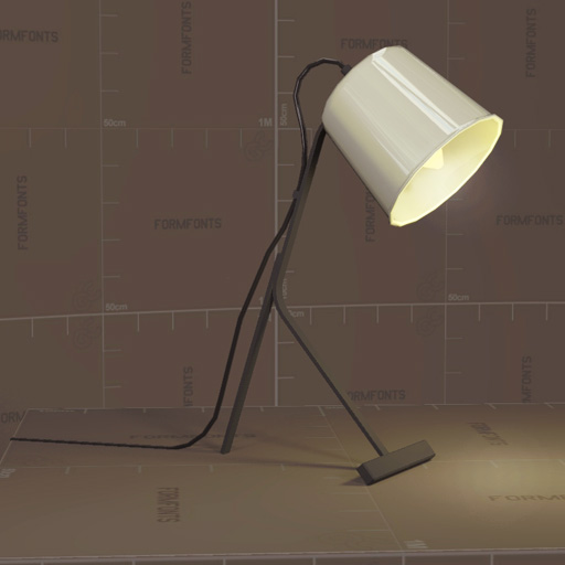 Table Lamp 3d Models we Dokter Misses Table Lamp 3d