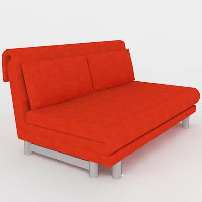 ligne roset multy 3d model formfonts 3d models textures male models picture. Black Bedroom Furniture Sets. Home Design Ideas