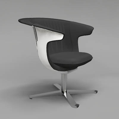 I2i lounge chair by Steelcase.