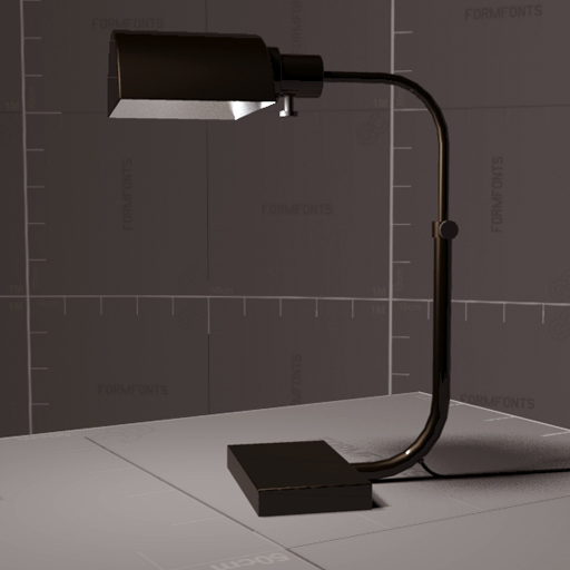 Table Lamp 3d Models Theorem Table Lamp 3d Model