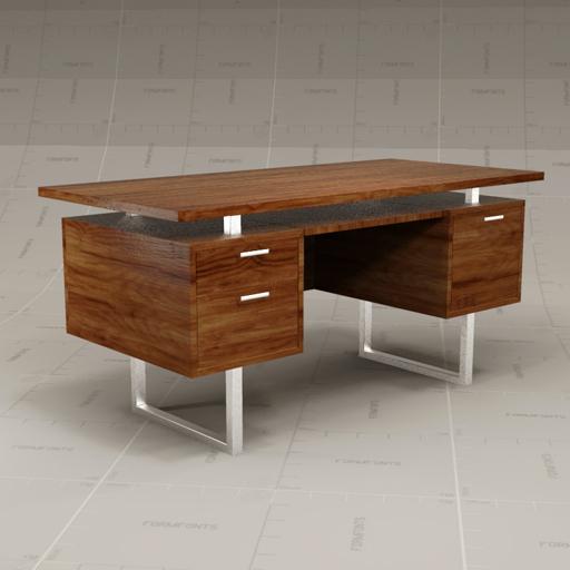 Cb Clybourn Desk Model Crate