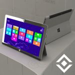 View Larger Image of Microsoft Surface Tablet