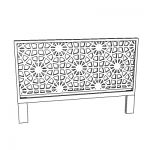 View Larger Image of West Elm Morocco Headboard