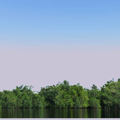 2D seamless backdrop of 
