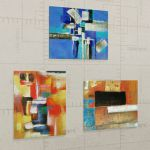 Generic Oil Paintings Set 10