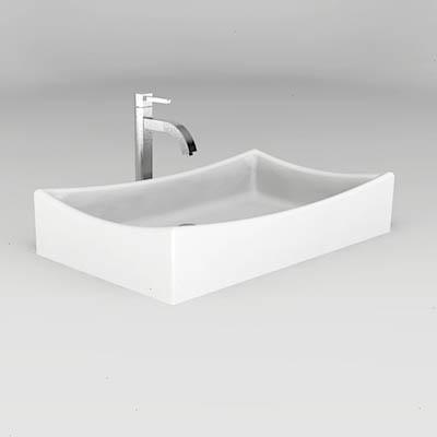 Ronbow r200032 3d model formfonts 3d models textures for Sketchup bathroom sink