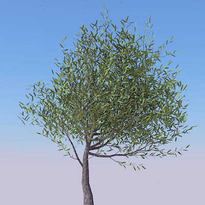 revit tree components free