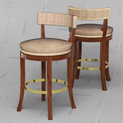 hickory chairs newbury 3d model formfonts 3d models textures