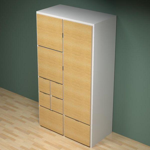 Ikea Rakke Chests 3d Model Formfonts 3d Models Amp Textures