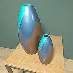 <br>Vases with Earth Sea Sky 