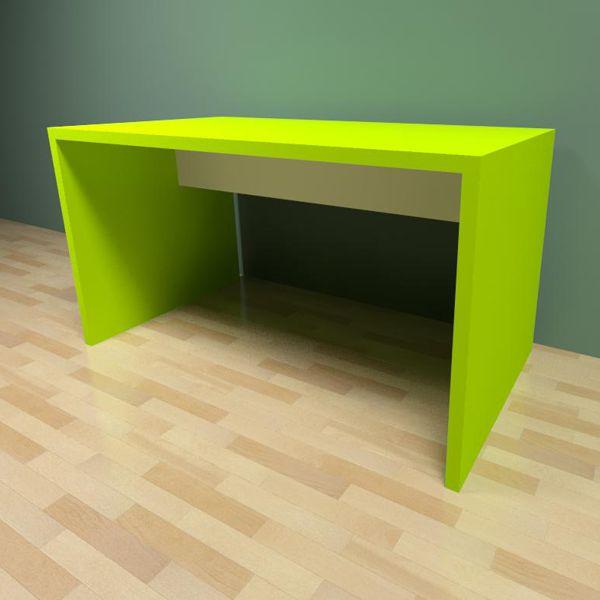 IKEA Mikael Desks 3D Model - FormFonts 3D Models & Textures