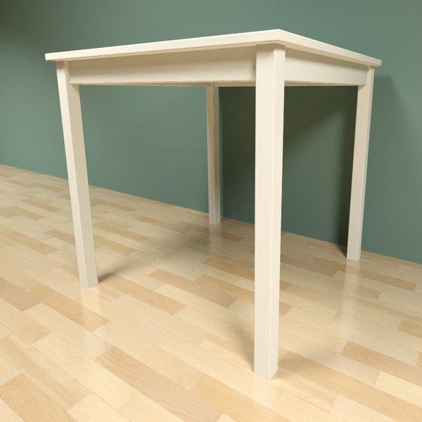 Ikea Ingo Tables 3d Model Formfonts 3d Models Textures