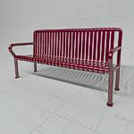 <br>Northwest Series bench with 