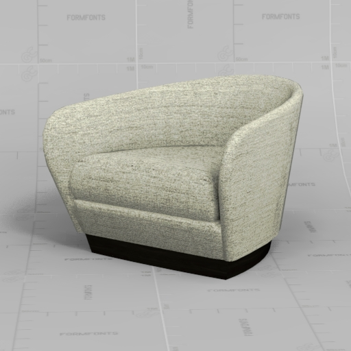 Strato Lounge Chair.