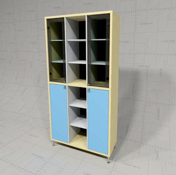Magiker Closed Shelving 3d Model Formfonts 3d Models Textures